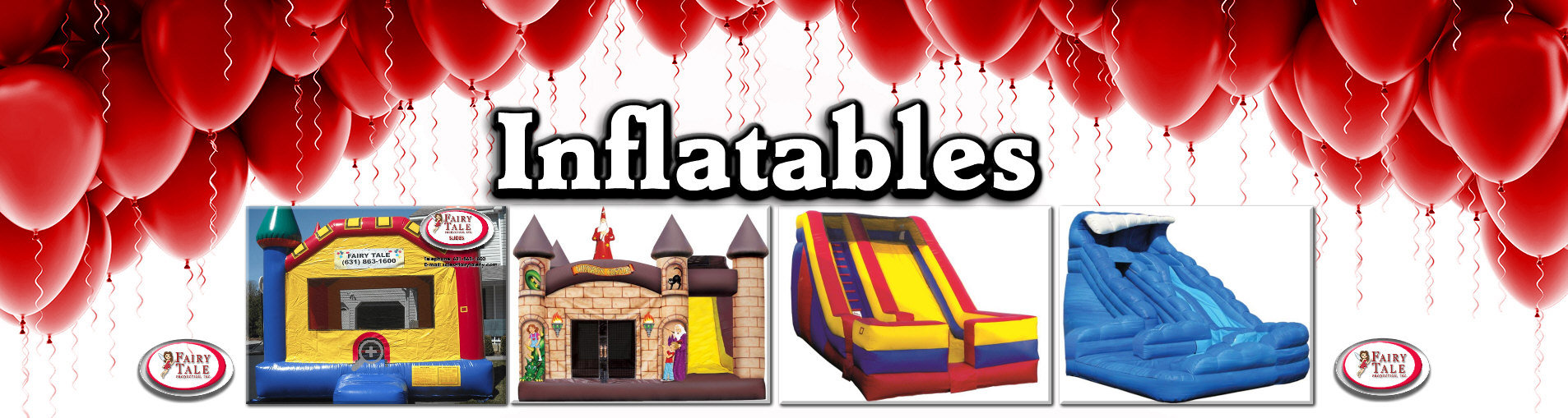 Long Island Party Rental Inflatable Slides