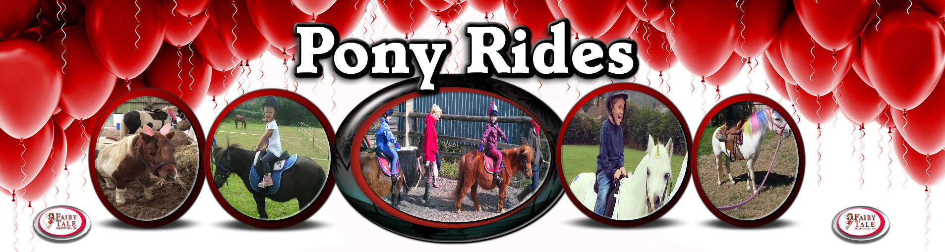 Long Island Party Rental Pony Rides