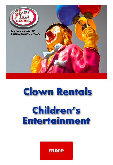 Atlantic Beach Long Island NY Clown Rental Services