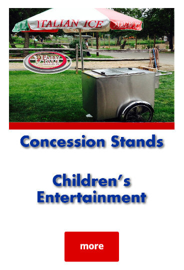 Atlantic Beach Long Island NY Concession Stand Rentals