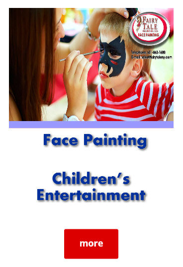 Atlantic Beach Long Island NY Face Painting Rental Services