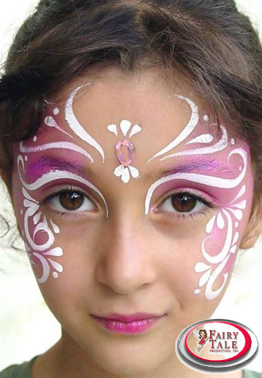 face painting fairy tale productions