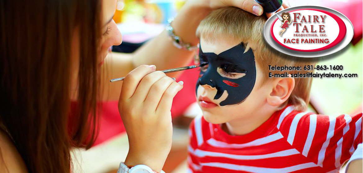 Mattituck Ny Face Painting Fairytale Party Rental