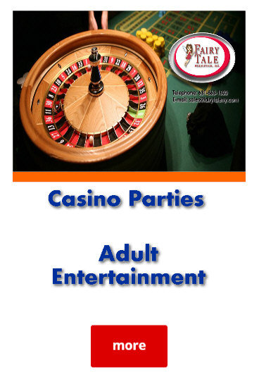 Atlantic Beach Long Island NY Adult Casino Hosting Services