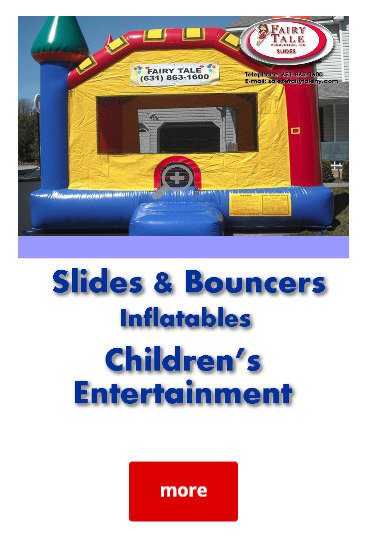 Atlantic Beach Long Island NY Inflatable Bouncer Rentals & Inflatable Slide Rental