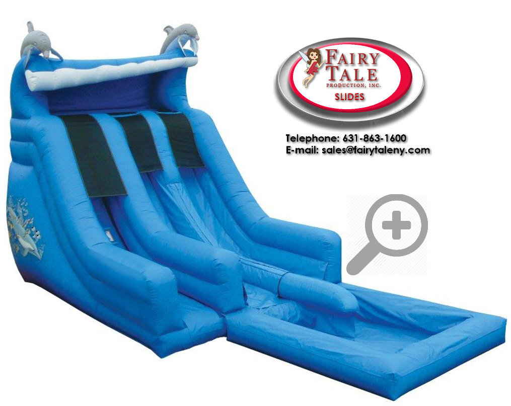 Water Mill NY Inflatable Rentals - Bouncer & Slides for Rent